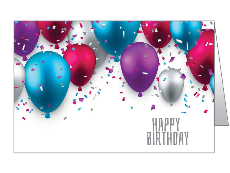 Business birthday cards corporate bulk birthday cards birthday balloons bookmarktalkfo Images