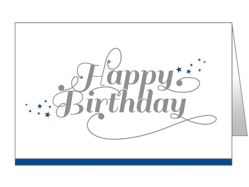business birthday cards, corporate bulk birthday cards, Birthday card