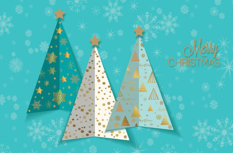 Corporate christmas cards business christmas cards wholesale beautiful trees reheart Gallery